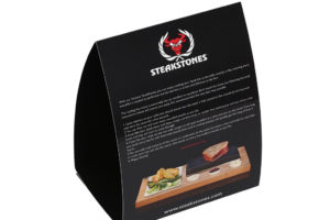 SteakStones Instruction Cards