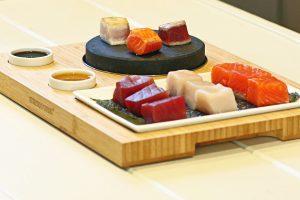 The SteakStones Ishiyaki Set